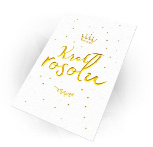 Grube wizytówki ozdobne, srebrne i złote wizytówki, tłoczenie papier bawełniany